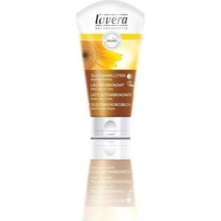 Lavera Sun Sensitiv Self Tanning Lotion Βιολογική Λοσιόν Αυτομαυρίσματος Σώματος 150ml