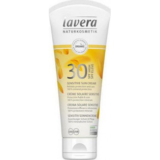 Lavera Αντηλιακό Sensitive Sun Cream Face & Body SPF30 100ml