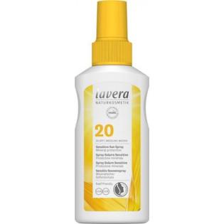 Lavera Αντηλιακό Sensitive Sun Spray SPF20 100ml