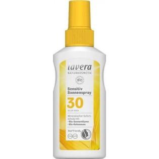 Lavera Αντηλιακό Sensitive Sun Spray SPF30 100ml