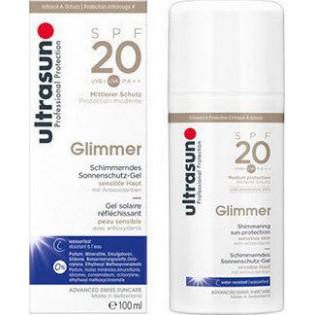 Ultrasun Professional Protection Glimmer SPF20 150ml