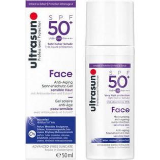 Ultrasun Professional Protection Anti-age SPF50 50ml
