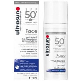 Ultrasun Professional Protection Anti-Pollution Face Fluid SPF50 40ml
