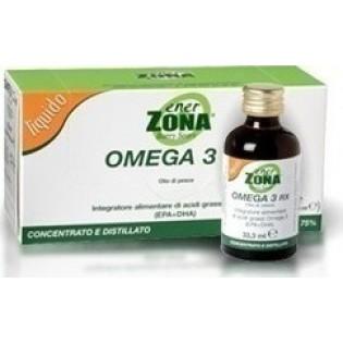 Enerzona Omega 3 RX Liquido 167ml