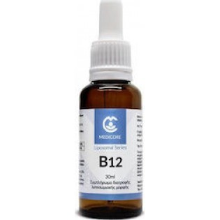 Medicore Liposomal Vitamin B12 30ml Vanilla Apricot