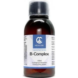 Medicore Liposomal B-Complex pineapple flavour 150 ml