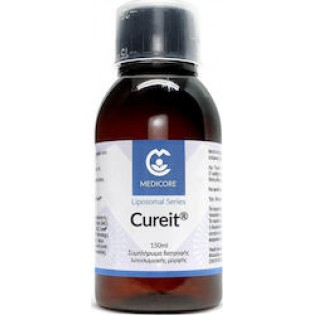 Medicore Liposomal Formula Cureit Unflavored 150ml