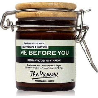 The Pionears Me Before You Night Cream 40ml