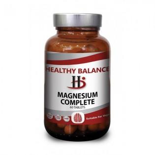 Healthy Balance Magnesium Complete 60 φυτικές κάψουλες