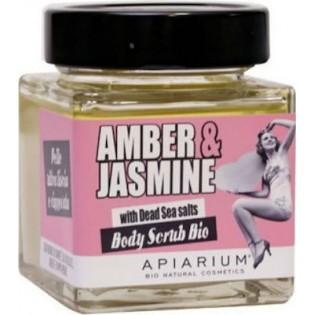 Apiarium Amber & Jasmine Body Scrub Bio 410gr