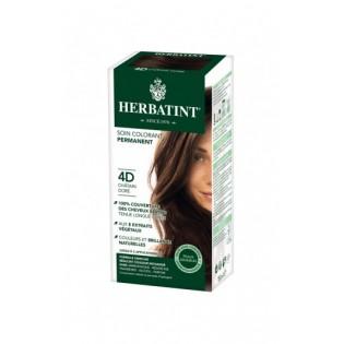 Herbatint 4D Καστανό Χρυσαφί