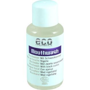 Eco Cosmetics Στοματικό Διάλυμα Μαύρο Κύμινο Χωρίς Fluoride ΒΙΟ 50ml