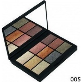 Gosh 9 Shades Eyeshadow 005 To Party In London