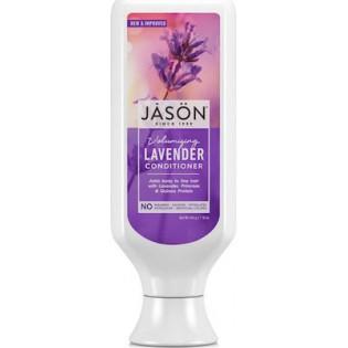 JASON  Μαλακτική Κρέμα μαλλιών με βιολογική Λεβάντα 473 ml