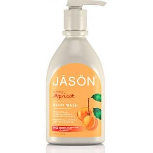 Jason Glowing Apricot Body Wash 887ml