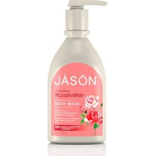 Jason Invigorating Rosewater Bodywash 887ml