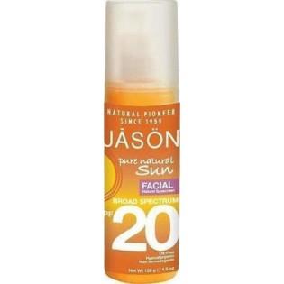Jason Sun Facial Sunscreen SPF20 128gr