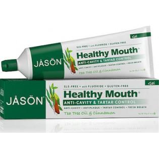 Jason Οδοντόκρεμα Healty Mouth 180ml