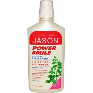 JASON Στοματικό διάλυμα Power Smile 473ml