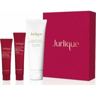 Jurlique Herbal Recovery Deluxe Set Κρέμα Ματιών 5ml, Ενυδατική Κρέμα 10ml, Foaming Cleanser 30ml