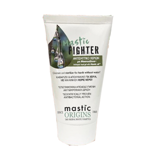 Mastic Origins Mastic Fighter Αντισηπτικό Gel Χεριών Με Μαστιχέλαιο 50ml