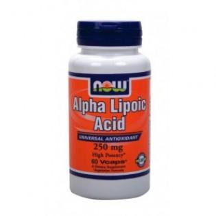 ALPHA LIPOIC ACID 250mg 60vcaps