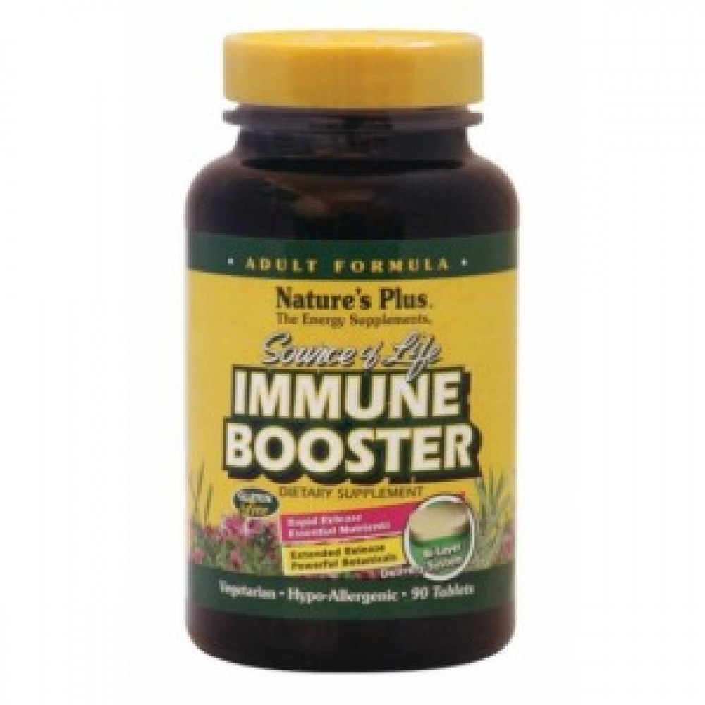 Nature's Plus Immune Booster 90 ταμπλέτες