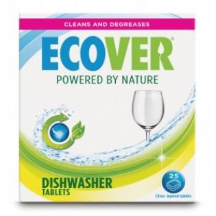 Ecover Ταμπλέτες πλυντηρίου πιάτων (περιέχει 25 ταμπλέτες)