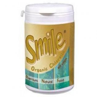 SMILE ORGANIC CHLORELLA 60caps