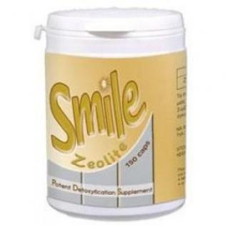 SMILE ZEOLITE 150caps