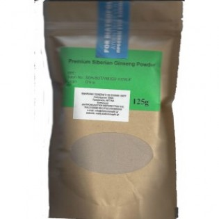 Evertrust Siberian Ginseng Powder (Σιβηριανό Τζίνσενγκ σε Σκόνη) 250gr
