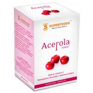 ACEROLA EUBIAS (ΑΣΕΡΟΛΑ) 300mg 50caps