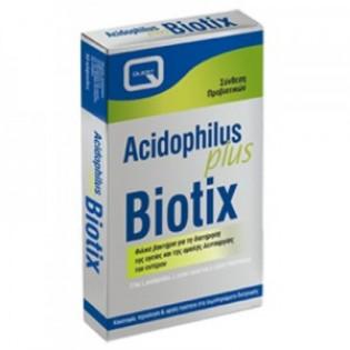 Quest Naturapharma Acidophilus Plus Biotix 30 κάψουλες
