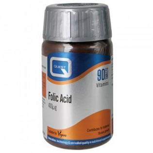 FOLIC ACID 400μg 90tabs
