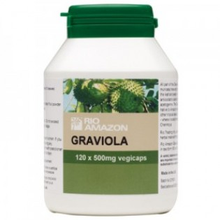 Rio Health Graviola 120 φυτικές κάψουλες