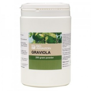 GRAVIOLA POWDER 200gr