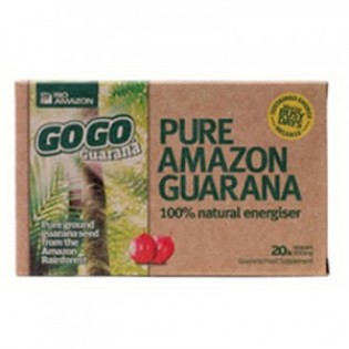 Rio Health Amazon Guarana 500mg 20 φυτικές κάψουλες