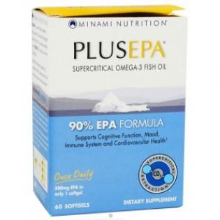 PLUS EPA 60caps