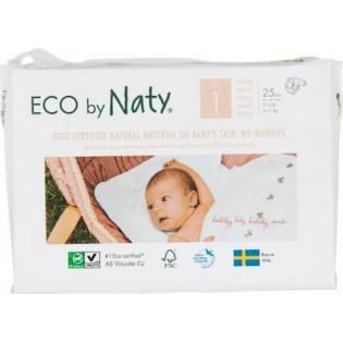 Naty Newborn Πάνες No1 (2-5kg) 25τμχ