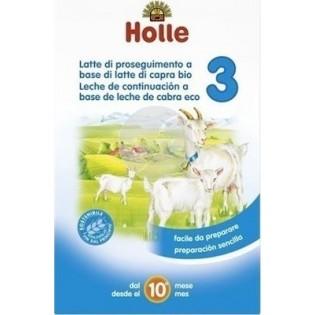 Holle Βιολογικό Κατσικίσιο Γάλα 3 400gr