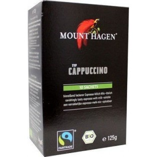 Mount Hagen Στιγμιαίος Cappuccino 10 Φακελάκια
