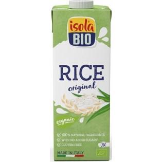Isola Bio Βιολογικό Ρόφημα Ρυζιού 1L