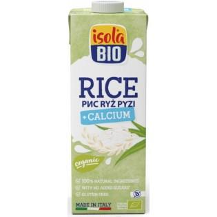 Isola Bio Βιολογικό Ρόφημα Ρυζιού με Ασβέστιο 1L