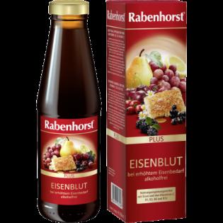 Rabenhorst Συμπλήρωμα διατροφής Υγρός Σίδηρος 450ml