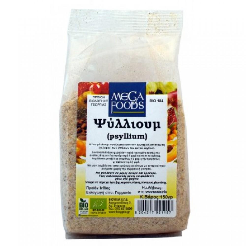 Mega Foods Psyllium 150gr