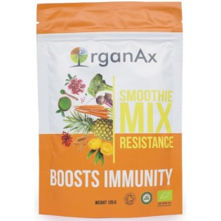 OrganAx Daily Resistance 120gr
