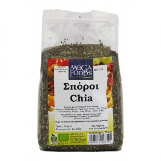Mega Foods Chia Σπόροι 350gr
