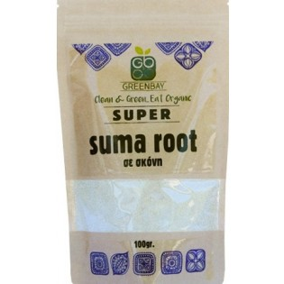 Green Bay Suma Root Ρίζα Σούμα σε Σκόνη 100gr