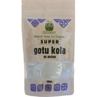 Green Bay Gotu Kola σε Σκόνη 100gr