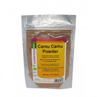 Health Trade Camu Camu Σκόνη Bio 60γρ